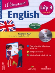 To understand English - Lớp 3 (kèm CD)