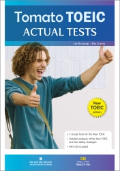 Tomato TOEIC: Actual Tests (kèm CD)