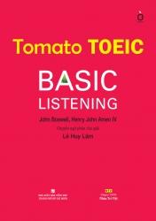 Tomato TOEIC: Basic Listening (kèm CD)