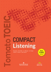 Tomato TOEIC: Compact Listening (kèm CD)