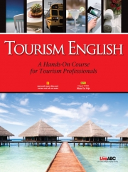 Tourism English - A Hands-On Course for Tourism Professionals (kèm CD)