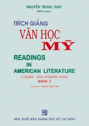 Trích giảng văn học Mỹ tập 1