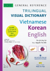 Trilingual Visual Dictionary Vietnamese - Korean - English - PONS