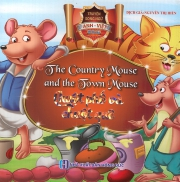 Truyện song ngữ Anh Việt - The country mouse and the town mouse - Chuột phố và chuột quê
