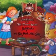 Truyện song ngữ Anh Việt - Goldilocks and the three bears - Goldilocks và gia đình nhà gấu (bìa cứng