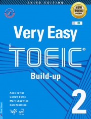 Very easy TOEIC 2 - Build-up - Third edition (kèm code online)