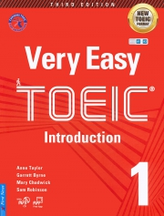 Very easy TOEIC 1 - Introduction - Third edition (kèm code online)
