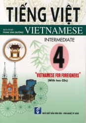 Vietnamese for foreigners 4 - Intermediate (kèm CD)