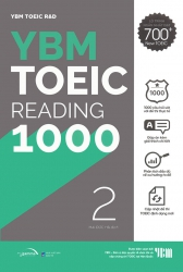 YBM TOEIC Reading 1000 - Tập 2