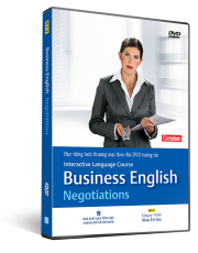 Interactive Language Course: Business English - Negotiations (kèm CD)