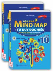 Đột phá Mind map - Tư duy đọc hiểu môn Ngữ Văn bằng hình ảnh lớp 10