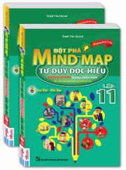 Đột phá Mind map - Tư duy đọc hiểu môn Ngữ Văn bằng hình ảnh lớp 11