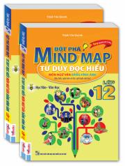Đột phá Mind map - Tư duy đọc hiểu môn Ngữ Văn bằng hình ảnh lớp 12