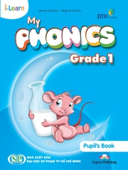 i-Learn My Phonics Grade 1 - Pupil's Book
