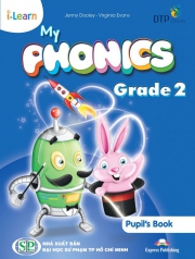 i-Learn My Phonics Grade 2 - Pupil's Book