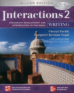 Interactions 2 - Writing (Silver Edition)