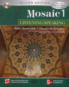 Mosaic 1 - Listening / Speaking (Silver Edition)