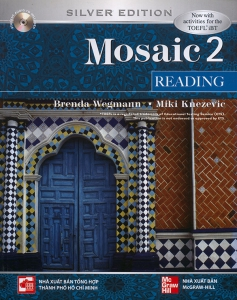 Mosaic 2 - Reading (Silver Edition)