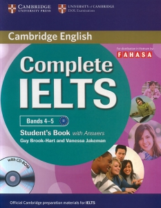 Complete IELTS bands 4-5 - Student's Book