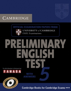 Cambridge Preliminary English Test (PET) 5