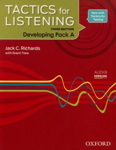 Tactics for Listening - Developing - Pack A (kèm CD)