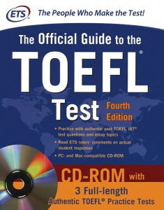 The Official Guide to the TOEFL Test (kèm CD)