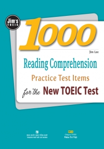 1000 Reading Comprehension Practice test Items for the New TOEIC