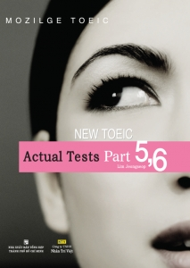 Mozilge TOEIC- New TOEIC Actual tests Part 5, 6