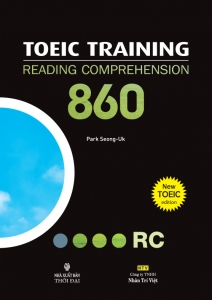 TOEIC Training Reading Comprehension 860