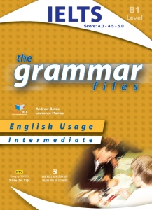 The Grammar Files – B1 level