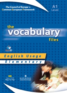 The Vocabulary Files – A1 level