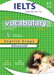 The Vocabulary Files – C1 level