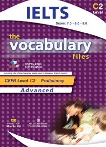 The Vocabulary Files – C2 level