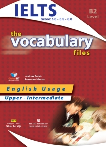 The Vocabulary Files – B2 level