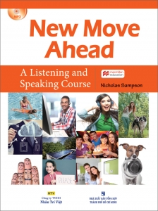 New Move Ahead (kèm CD)