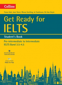 Get Ready for IELTS – Student's Book (kèm CD)
